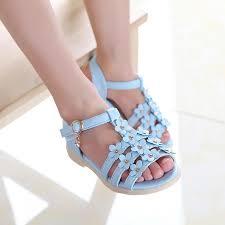 Afterpay Zippay Blue / 11Summer <b>style children</b> sandals Girls ...