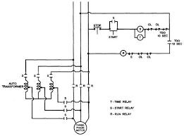 electric motor control in industrial plants electrical auto transformer method of starting