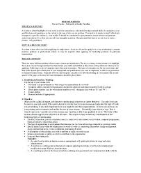 Objectives For A Resume Interesting Customer Service Objectives For Resumes Resume Objectives For