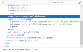 Examine and edit HTML - Firefox Developer Tools | MDN