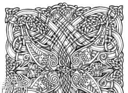 Celtic Rope Designs Artstation Some Celtic Knotwork Designs Cleopatra Motzel