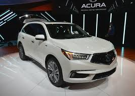 2018 acura precision. wonderful precision 2017 acura mdx debuts with new look nsxderived hybrid system live photos  and video on 2018 acura precision