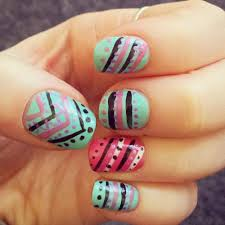 Nail Art Designs At Home Step By Step | Best Images Collections HD ...