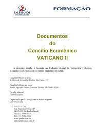 Calaméo - Documento Concilio Vaticano II