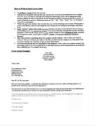 Create A Cover Letter For A Resume For Esl Write How To Create An Effective Cover Letter A Great 71