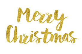 merry christmas text. Exellent Text Merry Christmas Gold Foil Text To M