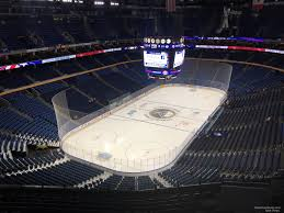 Keybank Arena Hockey Seating Chart Keybank Center Section 311 Buffalo Sabres Rateyourseats Com