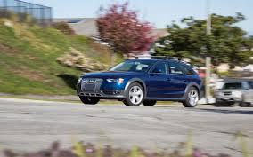 2013 Audi allroad Reviews and Rating | Motor Trend