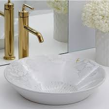 home and furniture romantic kohler vessel sinks at bathroom style to spare trends kohler vessel