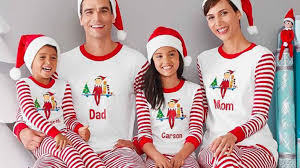 Matching Family Christmas Pajamas Is A Thing And Here Is