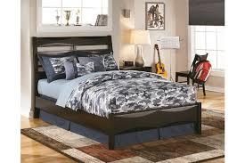 Kira Full Panel Bed   Ashley Furniture HomeStore