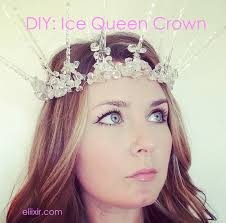 diy how to make an ice queen crown perfect for a costume