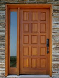 Entry Doors ECO Windows  Doors - Hardwood exterior doors and frames