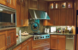 upper cabinet lighting. this kitchen remodel features inside cabinet lighting and undercabinet upper s