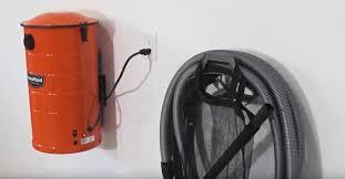 best garage vacuum wall mounted 2021