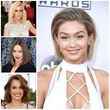 New Celebrity Hairstyle best celebrity bob hairstyles to copy in 2017 hairstyles 2017 8071 by stevesalt.us