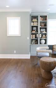 wall and cabinetry color is sherwin williams oyster bay