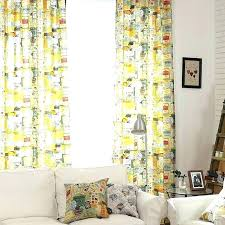 bright shower curtains colored attractive bold