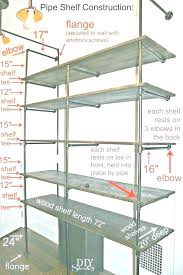10 deep shelf inch deep shelving unit modern tips for making a