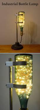 Wine Bottle Light Fixture Best 25 Bottle Lights Ideas On Pinterest Whiskey Bottle Crafts