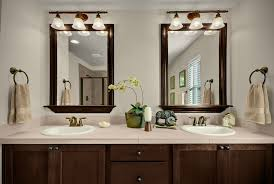 bathroom mirrors and lights. Image Of: Bronze Bathroom Mirrors And Lights