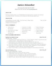 Example Medical Assistant Resume Fascinating Medical Assistant Resume Example Awesome Sample Resume Summary