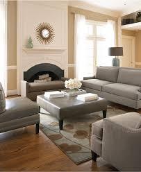 living room khaki