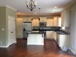 dark cabinets light countertops backsplash kitchen color ideas gray from cream colored kitchens source