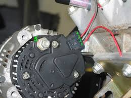 wiring diagram for a one wire alternator the wiring diagram how to make the ls1 alternator 1 wire ls1tech wiring diagram