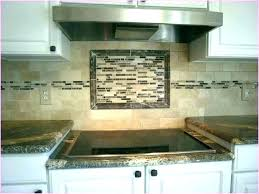 stove backsplash kitchen tiles home depot glass