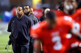 Why coach Herman Johnson says district realignment will 'really help'  Skyline
