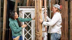 Joanna and Chip Gaines talk launch of ...