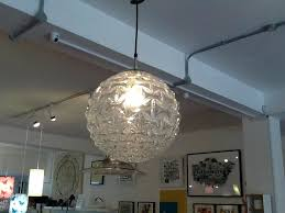 large glass globe pendant light large clear glass globe light retro living large clear glass globe large glass globe pendant