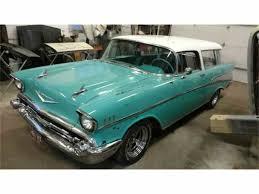 1957 Chevrolet Nomad for Sale | ClassicCars.com | CC-968588
