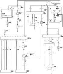 repair guides wiring diagrams wiring diagrams autozone com 34 1986 jeep cj and scrambler wiring schematic continued