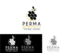 Perma Design Bold Professional Business Logo Design For Perma Bee