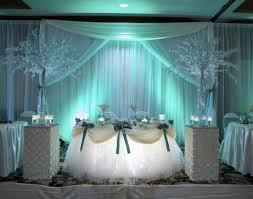 Turquoise And White Wedding Decorations All White Wedding Decor Ideas Thelakehousevacom