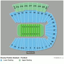 Proper Ecu Football Stadium Seating Chart 2019