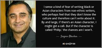 Black and asian writers