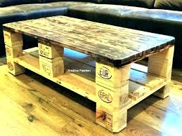 wood pallet coffee table for pallet coffee table pallet coffee table ideas coffee table
