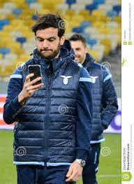KYIV, UKRAINE - 15. März 2018: Marco Parolo Während Der UEFA Eur  Redaktionelles Stockfotografie - Bild von mannschaft, leuchte: 119597932