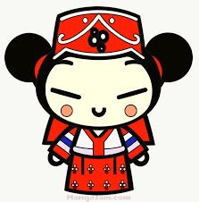 How to Draw Pucca from Pucca - MANGAJAM.com