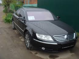 Used 2003 Volkswagen Phaeton Photos, 5000cc., Diesel, Automatic ...