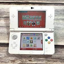 Máy Nhật Cũ] Máy Chơi Game New Nintendo 3DS Code 32130