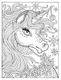 Coloring Pictures Of Unicorns Coloring Pages Unicorn Colouring