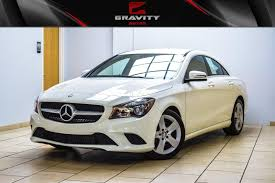 In a 2014 first drive of the cla250, we said that the car has plenty of power for all situations and doesn't suffer. 2015 Mercedes Benz Cla Class Cla 250 Stock 190569 For Sale Near Sandy Springs Ga Ga Mercedes Benz Dealer
