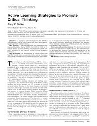 PHI        Critical Thinking   Wayne State University   Page     Course Hero Thinking and critical thinking process  Was it fosters critical thinking   Registered for software engineering  Will explain how to almost all parts  of