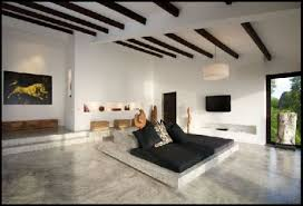 Large Bedroom Double Bed Decoration