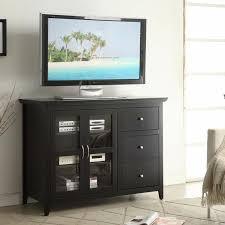 Tv Stand Black Convenience Concepts Sierra Highboy Tv Stand Hayneedle