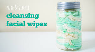 make your own anti aging and acne fighting wipes for easy and